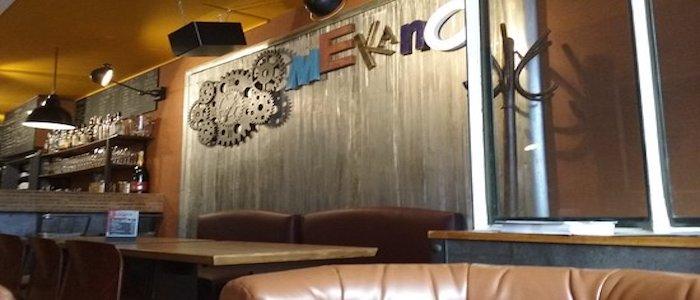 Mekano, le restaurant où j'aime aller le midi.