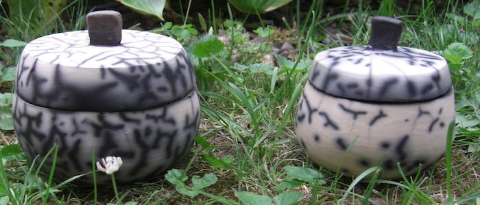 La poterie RAKU une de mes activités préférées