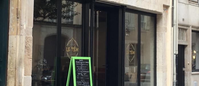 Le restaurant TÉM un établissement de plus ouvert par la Famille Bonnet