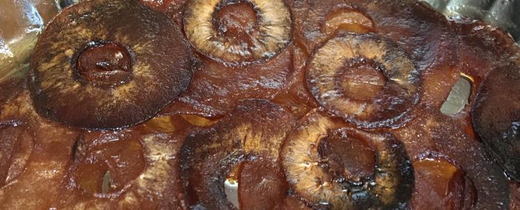 Tatin aux pommes sans pâte